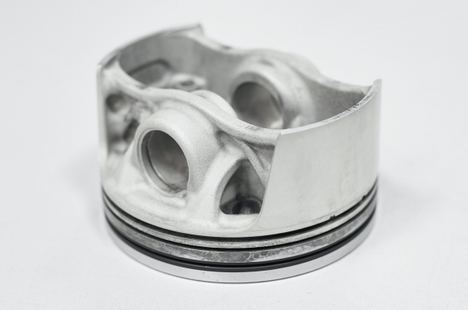 Innovadores pistones de Porsche impresos en 3D