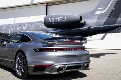 Colaboración entre Porsche y Embraer