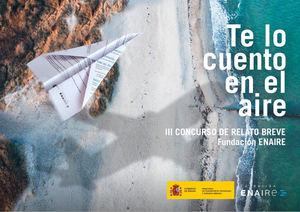 Agustín García Aguado ganador del III Concurso de Relato Breve de Fundación ENAIRE