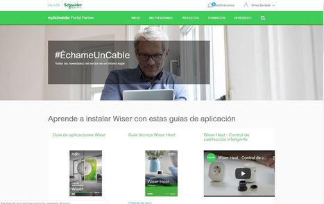 El Portal de Partners Electricistas de Schneider Electric apoya el desarrollo del negocio de Profesionales