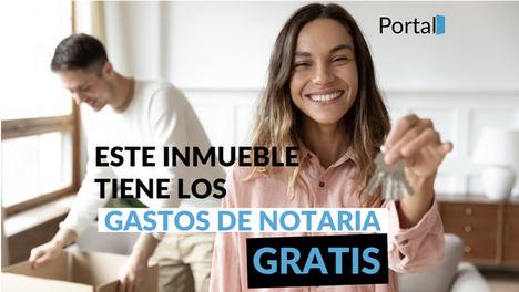 Portal lanza una campaña de gastos de notaría gratis en más de 800 inmuebles