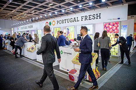 Las exportaciones de frutas y hortalizas portuguesas ascienden actualmente a 1.500 millones de euros