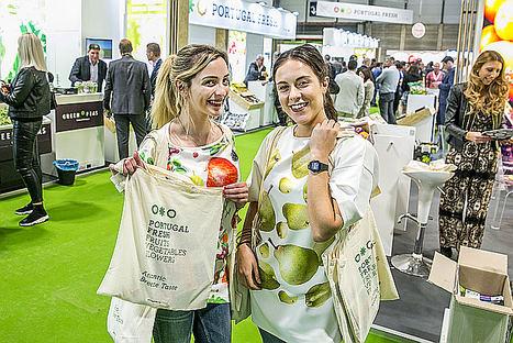 Portugal Fresh muestra en Madrid lo mejor de la producción portuguesa de frutas y hortalizas