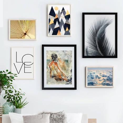 Posterlounge abre en España su tienda online para los aficionados al arte y a la decoración
