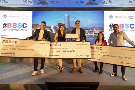 Hasta 17.500€ para proyectos que solucionen catástrofes globales