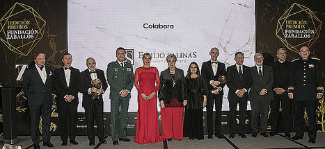 """Fundación Zaballos entrega sus primeros """"Premios Fundación Zaballos para la defensa de los derechos constitucionales"""""""