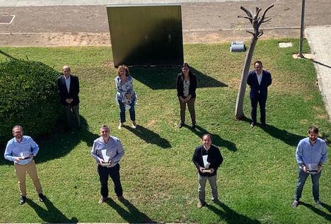 Kenmei Technologies y Caponnetto Hueber, ganadores de los Premios CEEI IVACE 2020 Valencia