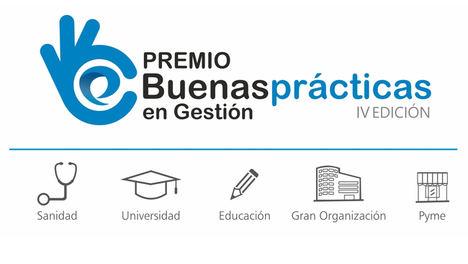 Se abre el plazo para la presentación de proyectos al IV Premio de Buenas Prácticas en Gestión