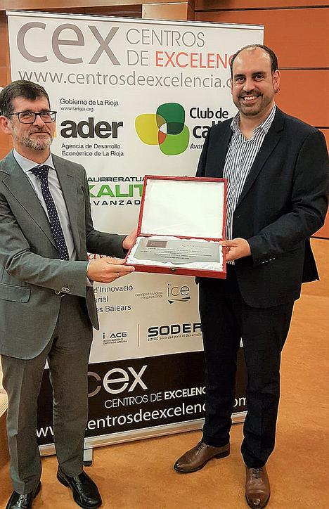 El CTCR galardonado en los Premios CEX 2019 por sus buenas prácticas en Economía Circular
