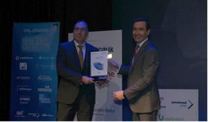 La empresa Herma Productos de Limpieza, S.A. se lleva el Premio Endesa a la sostenibilidad y la eficiencia energética