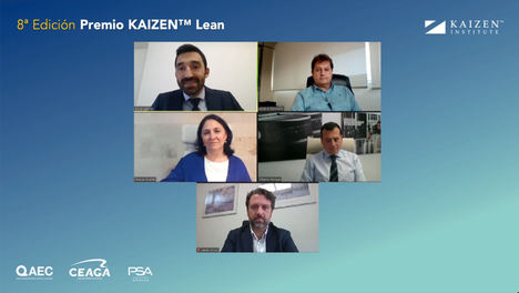 Aciturri, Quirónsalud, Renault y THIELMANN, referentes de buenas prácticas de mejora continua según Kaizen Institute