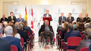 El Padre Jaime Garralda S.J., Premio Máster de Oro del Real Fórum de Alta Dirección 2017