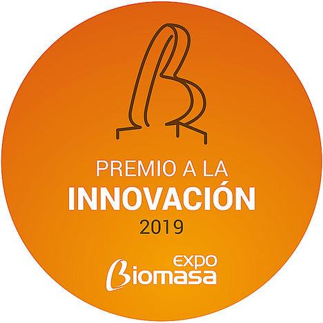Expobiomasa concede el Premio a la Innovación 2019 a la compañía alemana Pallman