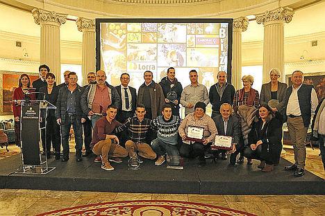 Los Premios Laboral Kutxa- LORRA eligen a los baserritarras más excelentes