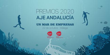 La Asociación de Jóvenes Empresarios de Andalucía abre el plazo de candidaturas a los Premios AJE 2020