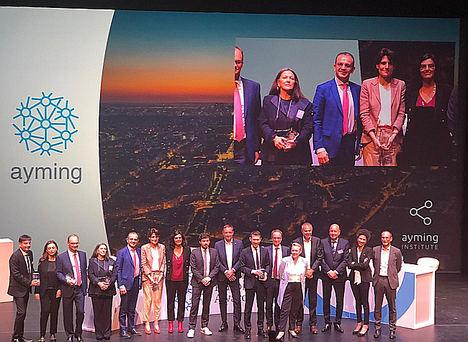 Costa Cruceros y Air France -KLM, entre los galardonados en la III edición de los Business Perfomance Awards