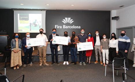 Abarka Catering gana 12.000 euros, primer premio de Barcelona Activa a la iniciativa con impacto social