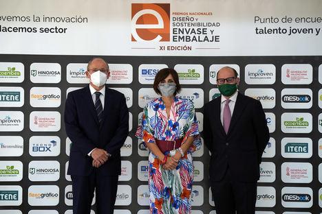 La sostenibilidad en el ecommerce triunfa en los XI Premios Nacionales de Envase