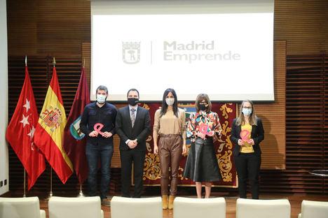 El Ayuntamiento de Madrid reconoce a los emprendedores sociales con los Premios Madrid Impacta 2020