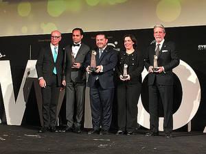 Premios OMT Fitur 2017. creditos ICT.