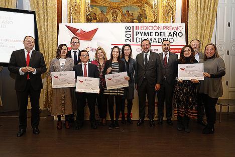 La Cámara de Comercio de Madrid premia a The Valley como referencia empresarial en innovación