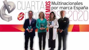 Fundación Aon España patrocina el Premio RSC 2020 de Multinacionales por marca España