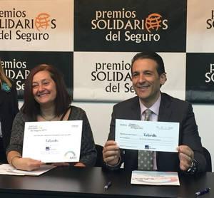CNP Partners concede a la Asociación Talismán el Premio Solidario del Seguro 2017