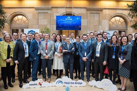 Telefónica, segunda corporación que más apoya a las startups en Europa