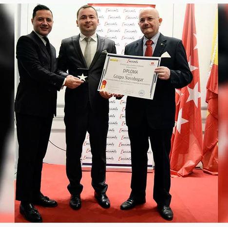 Premios a la Excelencia Profesional del GRUPO NOVOHOGAR.
