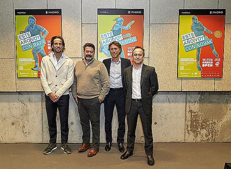 StubHub será la plataforma oficial de venta de entradas del Mutua Madrid Open 2020