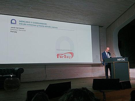 Fersay patrocinador del 10º congreso de Aecoc de bienes tecnológicos de consumo
