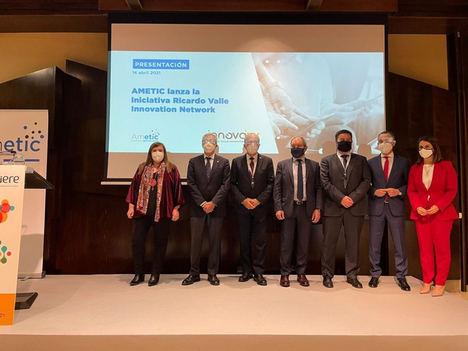 AMETIC presenta la iniciativa Ricardo Valle Innovation Network (RVIN) para situar a las empresas españolas a la cabeza en la estrategia europea de innovación