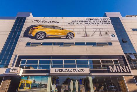 Grupo Salvador Caetano culmina una inversión de 5 millones de euros en 3 años en Madrid con la renovación y ampliación del Centro de Ibericar Cuzco Salvatierrra