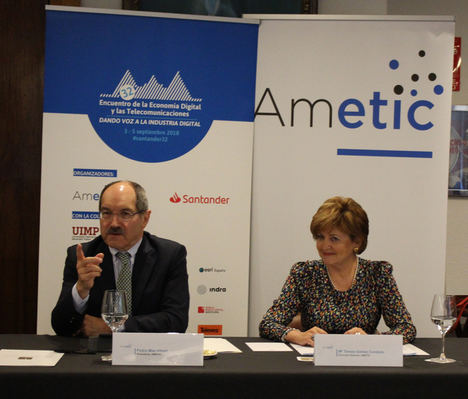 AMETIC congrega a los principales actores de la Economía Digital en su cita anual de Santander