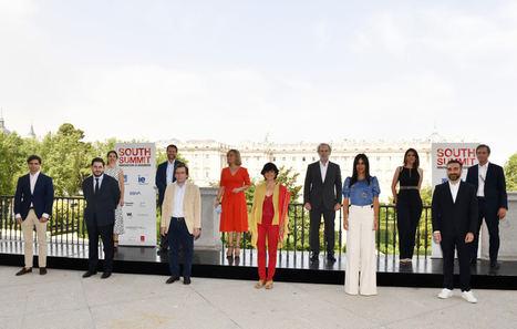 La plaza de Oriente de Madrid acogerá un nuevo South Summit 2020 que se reinventa en plataforma omnicanal