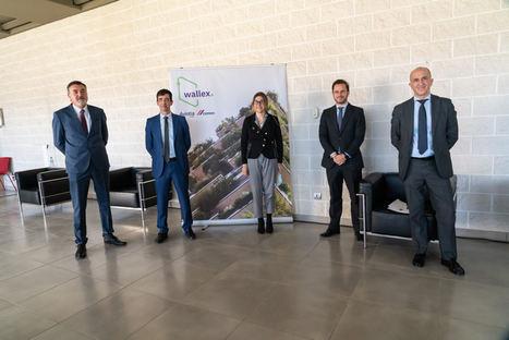 Wallex invierte 5 millones en la primera fábrica de construcción industrializada integral de España