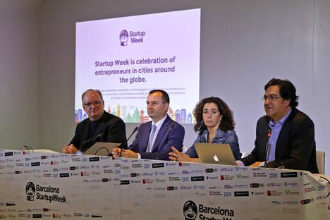 Más de 2.200 emprendedores asisten a la II Barcelona StartupWeek