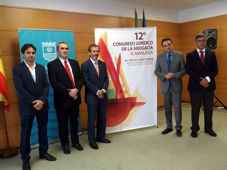 Torremolinos acogerá en octubre el 12º Congreso Jurídico de la Abogacía, la cita más importante del sector en España