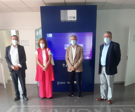 La maquinaria de Castelló impulsa la digitalización cerámica con la Guía ASEBEC 4.0 financiada por Ivace Innovación
