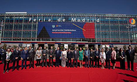 Ifema invertirá 180 millones de euros en su proyecto de ampliación en Valdebebas