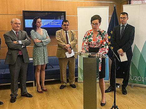 La presidencia finlandesa del Consejo de la Unión Europea se centrará en sostenibilidad a nivel social, ecológico y económico