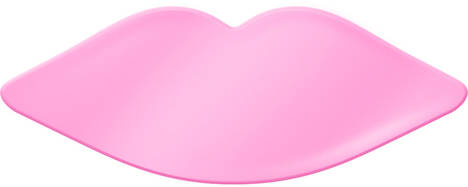 Pretty Lips Patch Product.