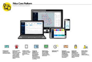 Prilux apuesta por Cora Manager, una solución óptima para el alumbrado público