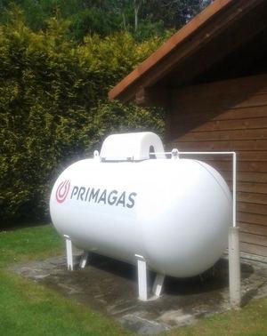 Primagas calcula que el consumo de gas suministrado en Asturias ha aumentado un 15% en el último año