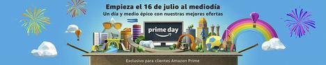 Amazon anuncia Prime Day 2018 – un día y medio de compras épico que empieza el 16 de julio con miles de ofertas para los clientes Prime de Amazon.es