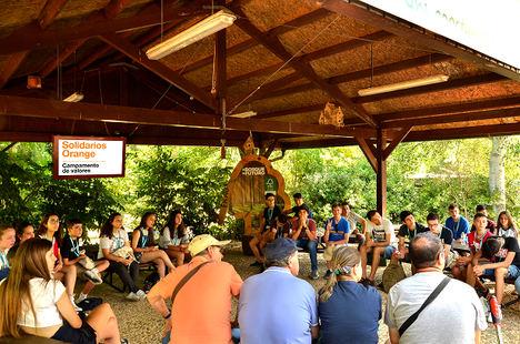 Primera #EscuelaDeValores de la Fundación Adecco y el programa de voluntariado de Orange