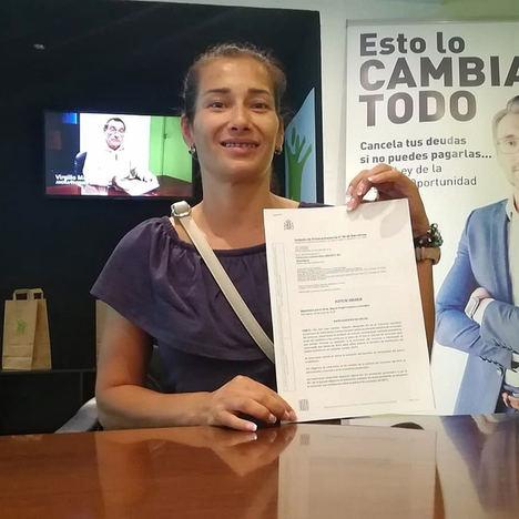 Primera persona de Paraguay a la que le perdonan sus deudas en España con la Ley de Segunda Oportunidad