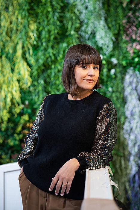 Priscilla Ramírez, Fundadora de Moolberry.