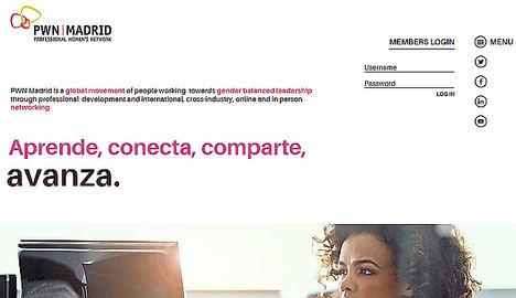 Professional Women's Network Madrid y Wayra impulsan el emprendimiento senior