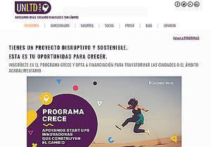 Arranca una nueva edición del Programa CRECE de UnLtd Spain y The Edmond de Rothschild Foundations para emprendedores de impacto social